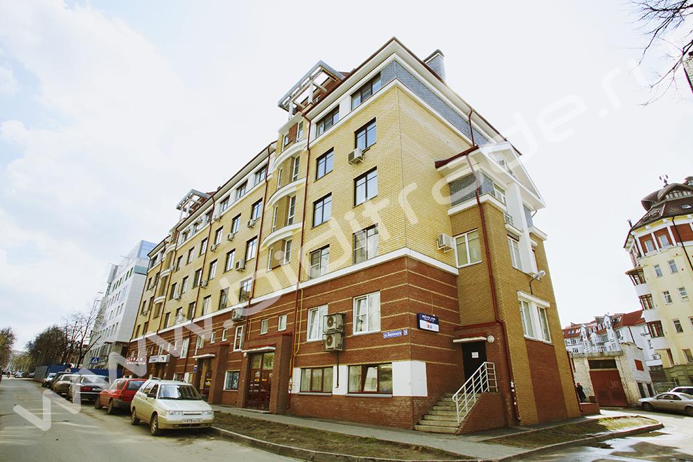 Жилой дом на ул.Воровского